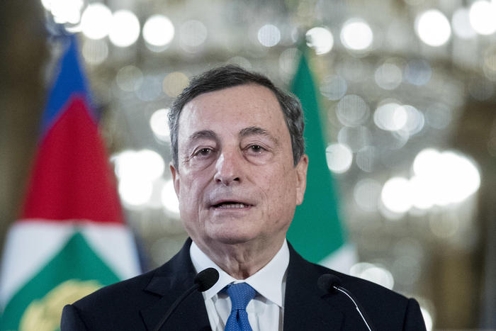 Weird Italy 66c6a28f17d199b8112e2acb76cb7090 Draghi starts second round of govt-formation talks What happened in Italy today