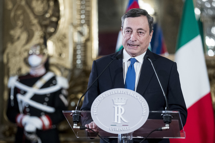 Weird Italy 79a97ad6e2cfef7dd26c852bb8395030 Draghi hopeful of 'responsible' response from parties What happened in Italy today