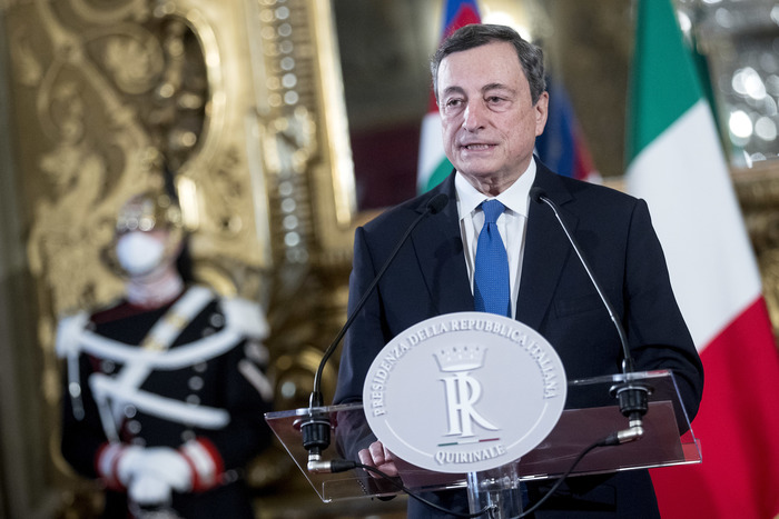 Weird Italy 2966ec1e186f09c2820d626c5a788d04 Draghi starts talks with parties What happened in Italy today