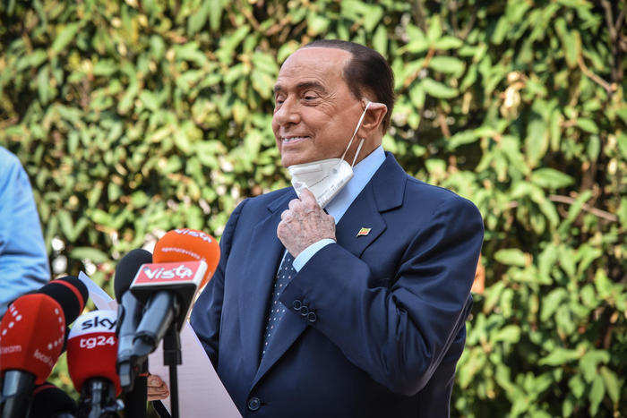 Weird Italy 6568d9efe4b317ebae6b8d300aa1c32f Choosing Draghi was direction we called for - Berlusconi What happened in Italy today
