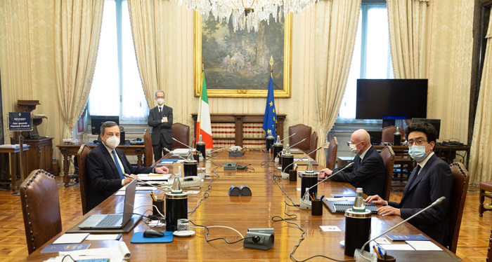 Weird Italy c20e4eac0bc0b9578aee9f2da6d799d2 Draghi holds second day of govt-formation talks What happened in Italy today