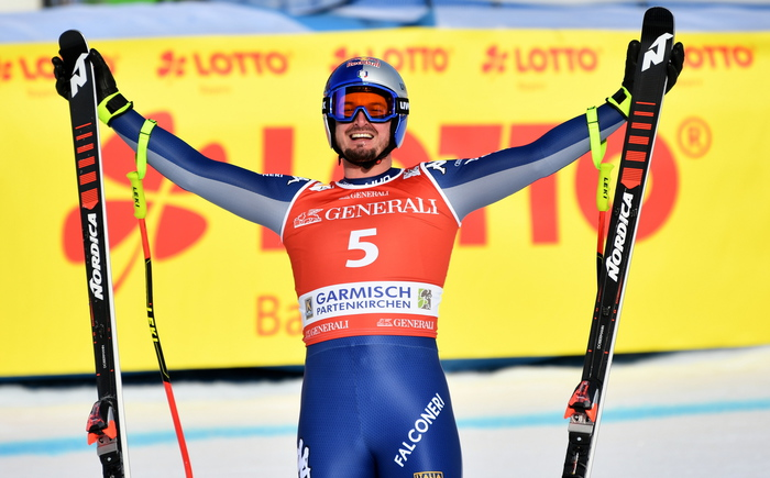 Weird Italy fcc21ca7609b1bee42e14c1d80f6e705 Skiing: Paris wins Garmisch downhill What happened in Italy today