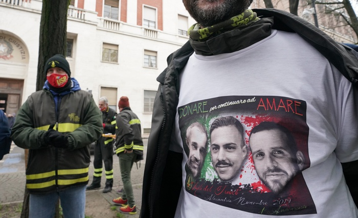 Weird Italy b910b5298ffb1c769a33820dc62ade7a Couple get 30 yrs for farm blast that killed 3 firemen What happened in Italy today