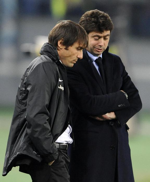 Weird Italy 572c754d5318674a5ff9ee029900d21a Sporting probe opened into Agnelli-Conte row What happened in Italy today
