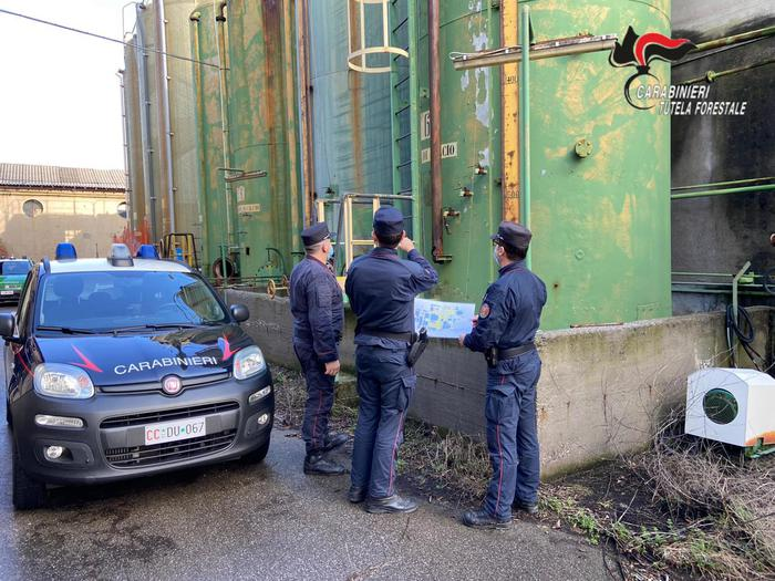 Weird Italy e3d5aa990087c78aa595cb236fac0664 Chemicals firm sequestered for pollution in Brescia What happened in Italy today