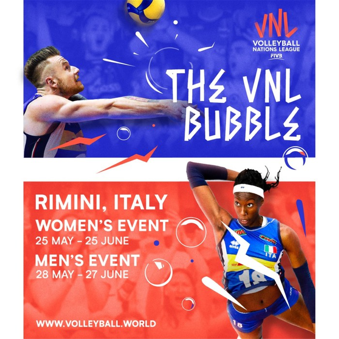 Pallavolo: Nations League 2021 si svolgerà a Rimini - Emilia-Romagna - ANSA.it