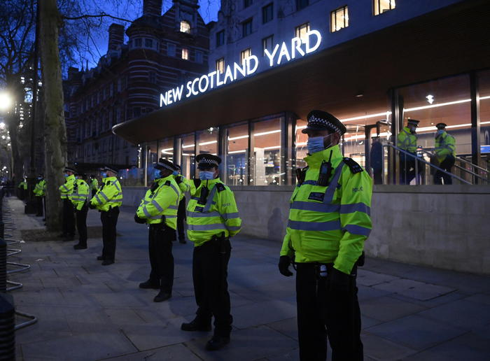 Gb: piano anti-crimine di Johnson, 'il poliziotto personale'