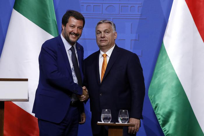 Weird Italy 0fd55b76a75133305d602b5c6029ff2a Salvini to see Orban, Morawiecki with view to alliance What happened in Italy today