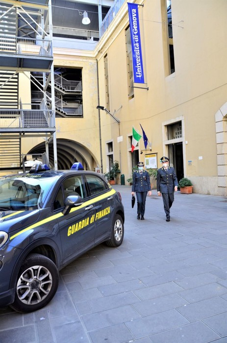 Weird Italy af83a2e14446ece69591e6b61c867aa1 22 cited in fake exam scam at Genoa uni What happened in Italy today
