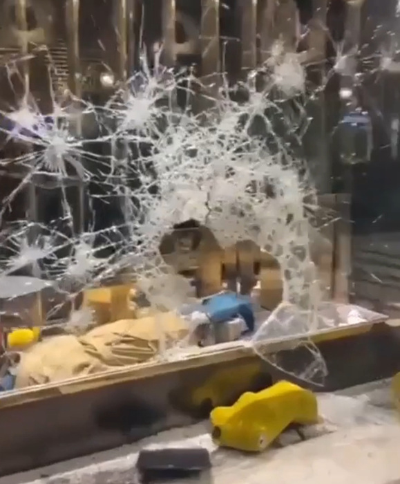 Weird Italy 1390e6f5a54b4ef14529847b90d6ccc1 Police make wave of arrests over Turin rioting, looting What happened in Italy today