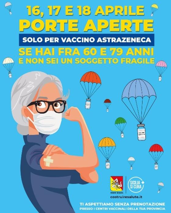 vaccini: asp trapani, 8 centri per weekend astra zeneca - sicilia - ansa.it  ansa.it
