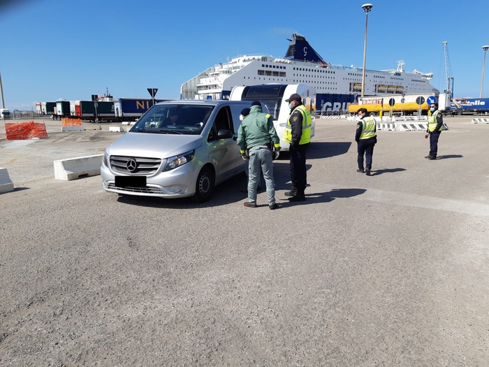Covid: controlli agli arrivi in Sardegna, una sola sanzione