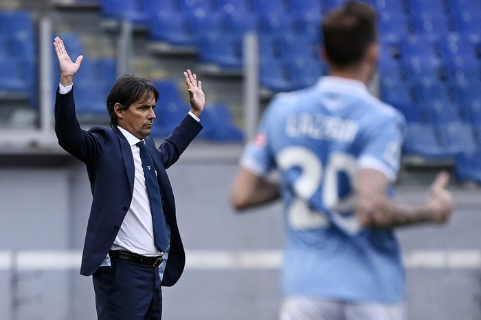 Weird Italy e218054ccedf24878d206dc97c958481 Soccer: Lazio boss Inzaghi has COVID-19 What happened in Italy today