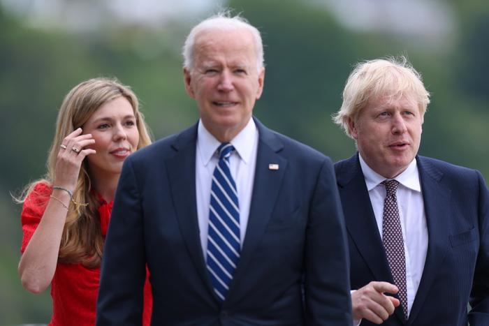 Johnson, 'incontro con Biden ventata di aria fresca' - Ultima Ora