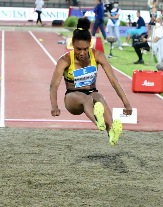 Atletica: Larissa Iapichino salta anche Mondiali Under 20