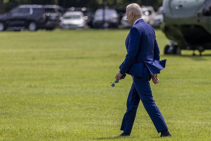 Usa, Biden va a messa dopo la sfida dei vescovi sull'aborto - Ultima Ora