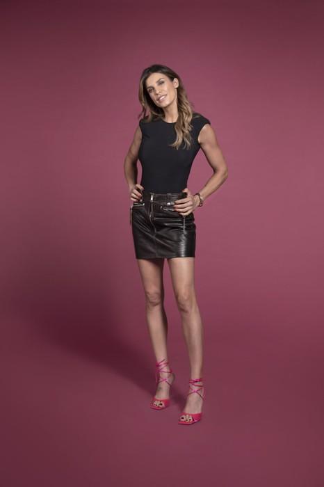 Elisabetta Canalis in tv con Vite da copertina, come la sua