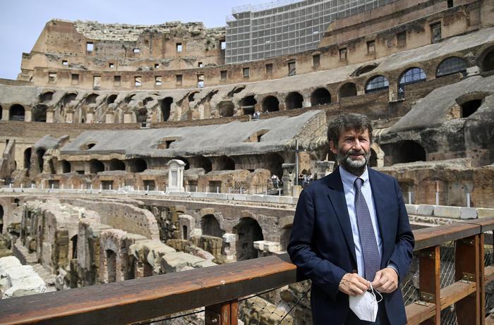 G20 Cultura Roma, Franceschini: è mezzo di dialogo tra popoli