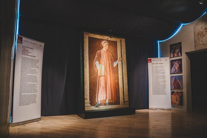 Terre degli Uffizi, in mostra ritratto Dante di del Castagno - Arte