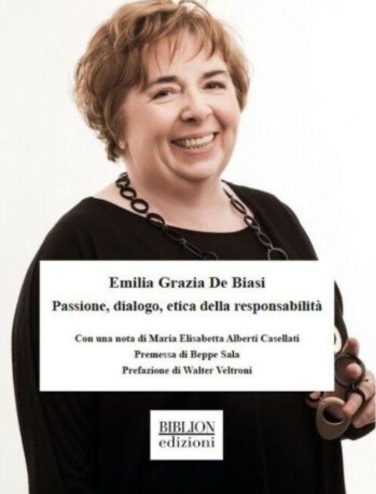 'Passione e dialogo', il ricordo di Emilia De Biasi