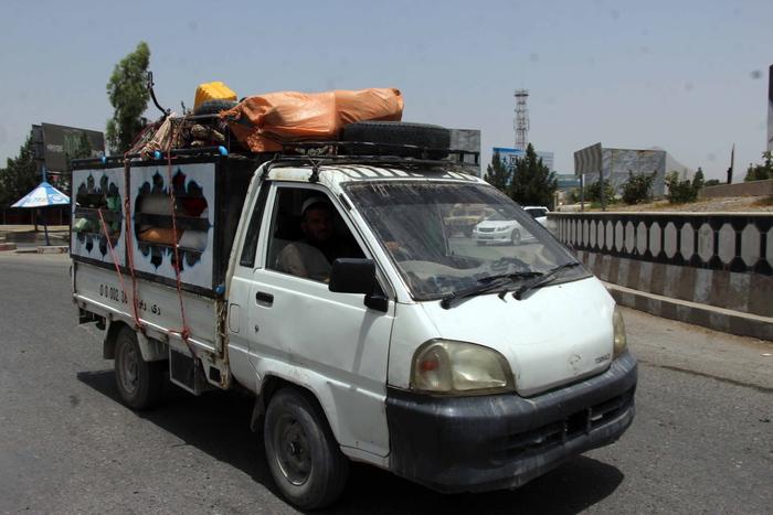 Afghanistan: 80.000 minori sfollati da inizio giugno