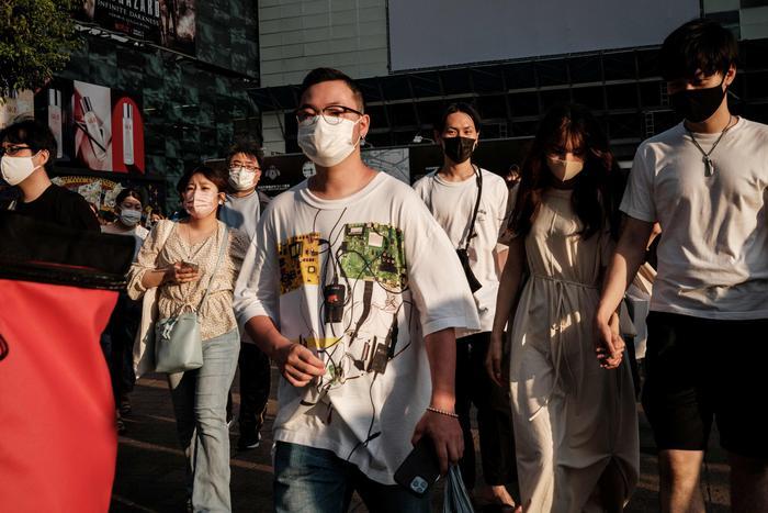 Covid: a Tokyo nuovo record da inizio pandemia, 4.166 casi