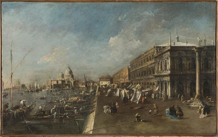 Canaletto 'incontra' Guardi, vedute di Venezia a confronto
