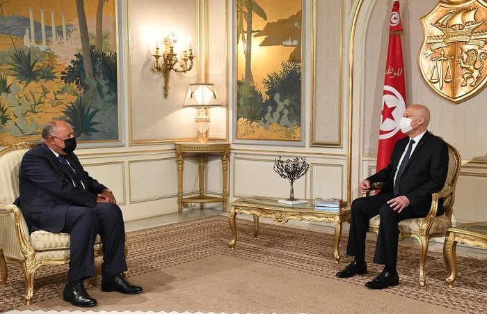 Tunisia: Sisi a Saied, 'sostegno assoluto' a decisioni prese
