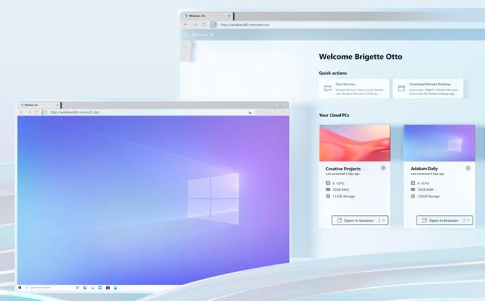 Troppe richieste, Microsoft ferma prova gratuita Windows 365