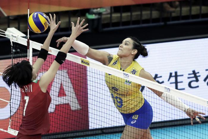 Tokyo: doping, Brasile volley manda a casa giocatrice