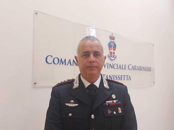 Carabinieri: a Caltanissetta si insedia nuovo comandante