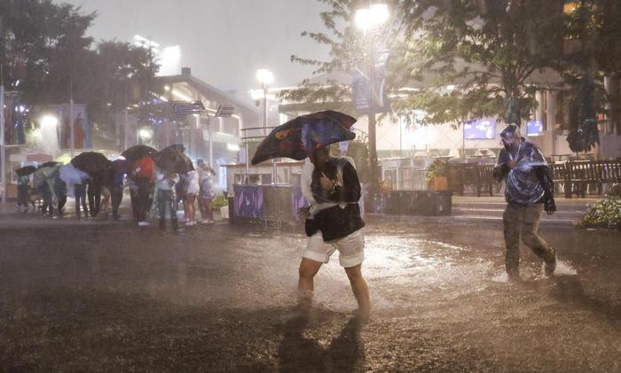 Stato di emergenza a New York per 'coda' uragano Ida