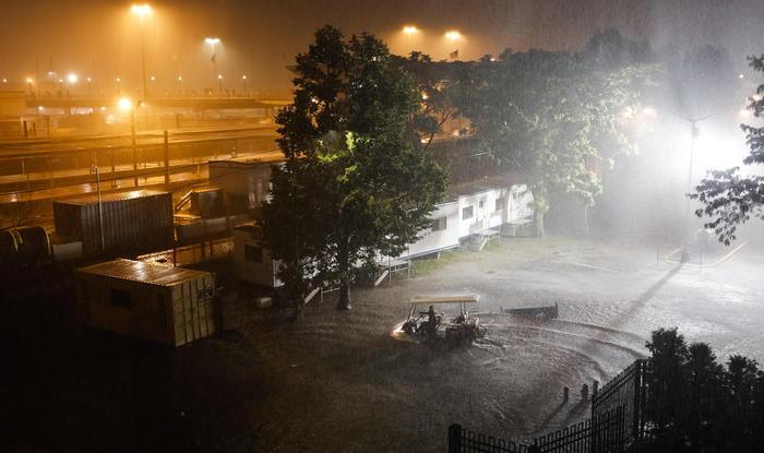 Usa: un morto nel New Jersey per 'coda' uragano Ida