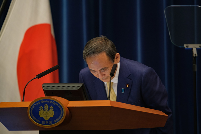 Japan, media: Prime Minister Suga close to resigning - The Limited Times