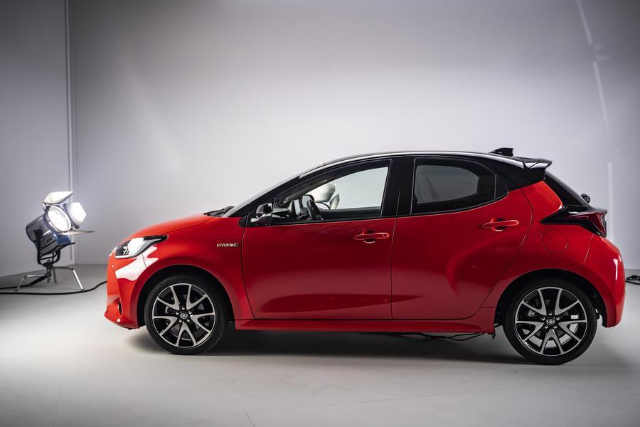 Yaris, la quarta generazione — Toyota