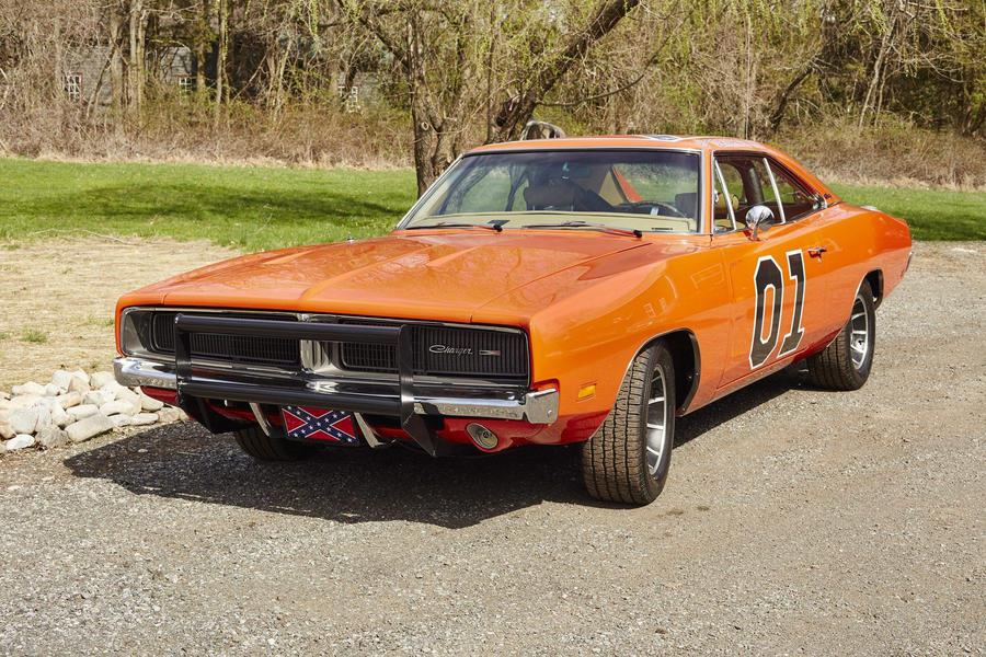 Dodge Chargers, 'Generale Lee' di Hazzard ©