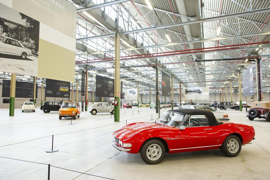FCA inaugura il nuovo Heritage Hub per conoscere il suo patrimonio