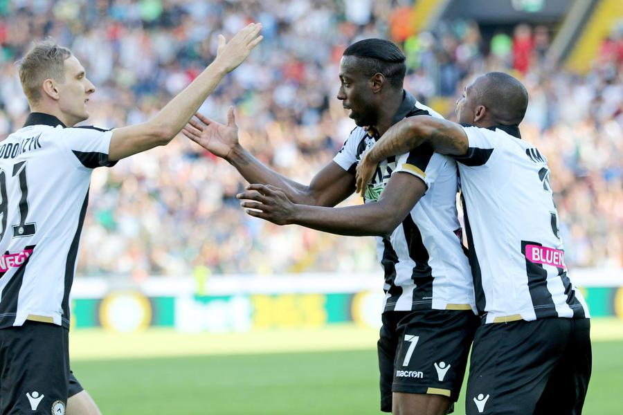 Serie A: Udinese-Sassuolo 1-1  © ANSA
