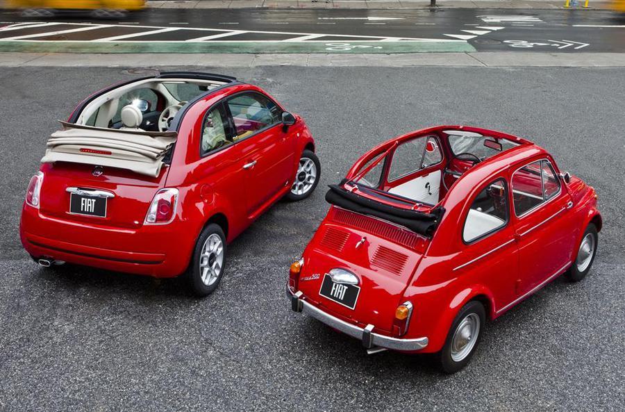 Fiat 500 Dolcevita: la piccola Fiat si veste da diva
