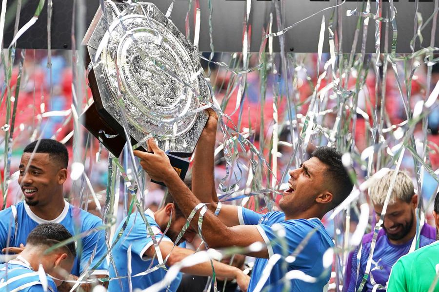 6-5 ai rigori, Manchester City vince Community Shield ©