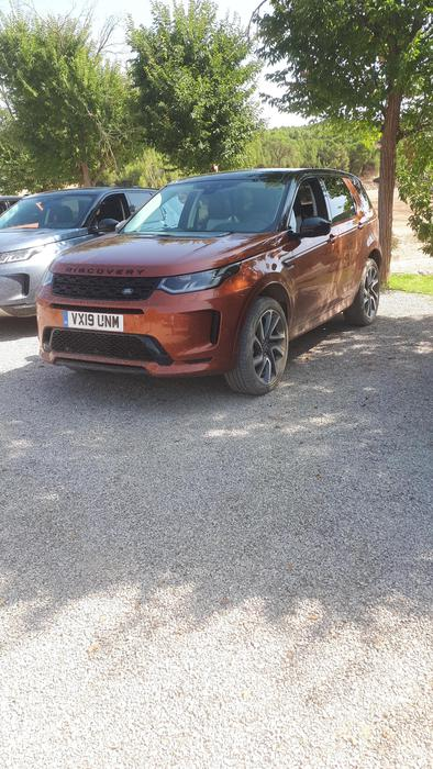 Land Rover Discovery Sport © ANSA