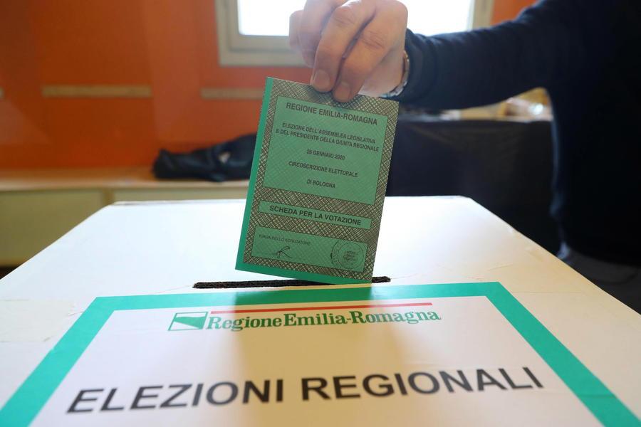 Elezioni Regionali, Emilia Romagna: Salvini battuto da Bonaccini; in Calabria vince Santelli….
