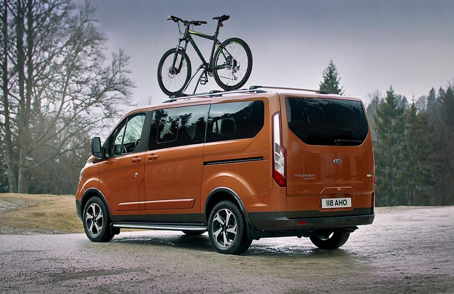 Ford Tourneo Custom Active © Ansa