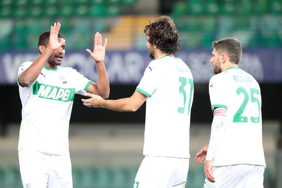 Verona Sassuolo / Hellas Verona Sassuolo Djuricic Vittoria ...