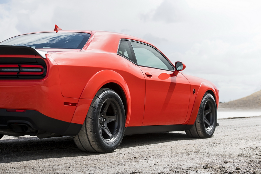 Dodge Challenger Srt Super Stock  © Ansa