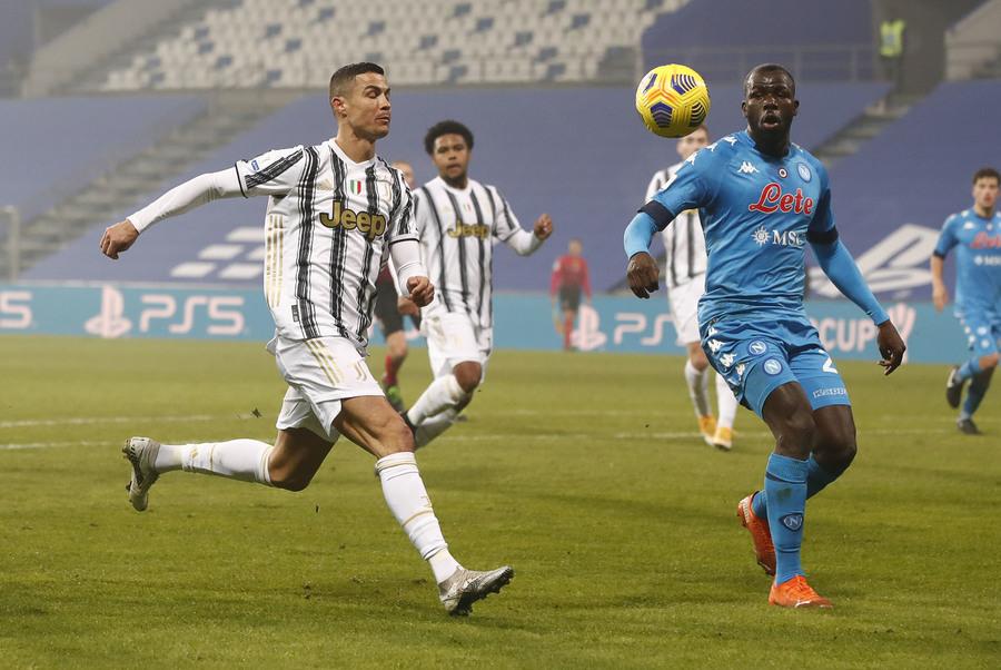 Supercoppa: Juventus-Napoli 2-0 - Calcio - Ansa.it