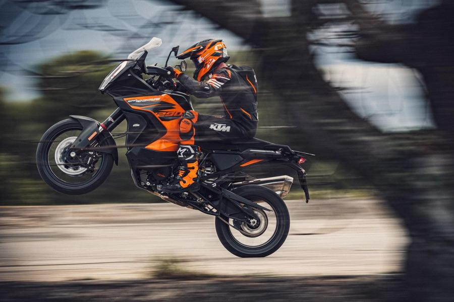 KTM 1290 Super Adventure S © Ansa