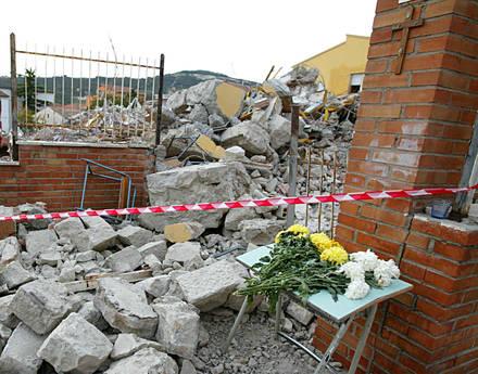 Terremoto di San Giuliano, Napolitano: mettere in sicurezza le scuole – Cronaca – ANSA.it