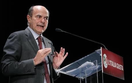 Bersani: 'Campagna elettorale fuori binari, non ci stiamo' – Politica – ANSA.it