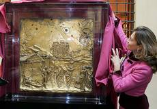 Ghiberti's Gate of Paradise restored